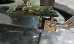 ремонт разъема питания ноутбука