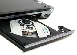 Замена оптического привода на ноутбуке