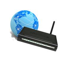 Настройка выхода в интернет СПБ