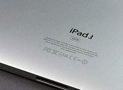 Ремонт iPad 3 в СПб