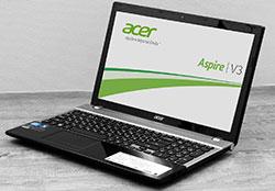Качественный ремонт ноутбуков Acer Aspire V3