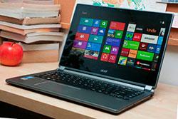 Ремонт ноутбуков Acer Aspire V7 в СПб