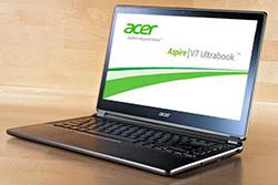Ремонт ультрабуков Acer Aspire V7 по выгодным ценам