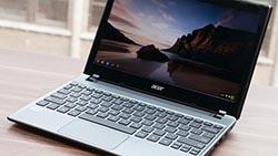 ремонт ноутбуков Acer Chromebook в СПб