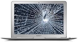 замена матрицы ноутбука Эйпл в СПб