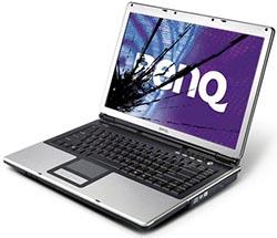 замена матрицы ноутбука Benq с СПб