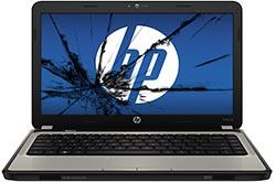 замена матрицы ноутбука HP в СПб
