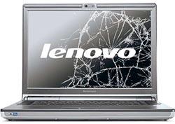 замена матрицы ноутбука Lenovo в СПб
