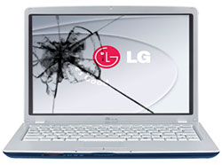 Замена матрицы ноутбука LG в Санкт-Петербурге