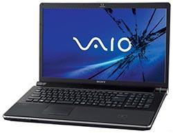 замена матрицы ноутбука Sony в Петербурге