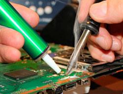 замена USB гнезда ноутбука