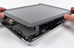 Замена экрана (дисплея) планшета в СПб